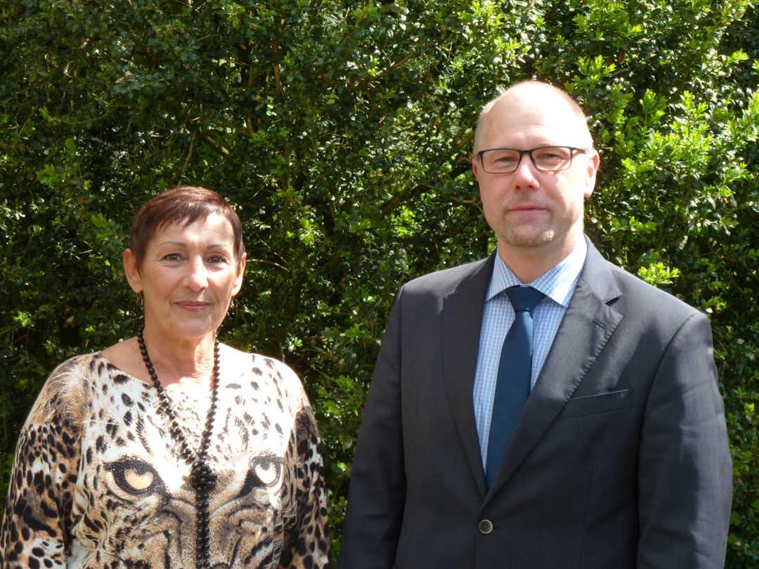 Isolde Adler und Henning Herz von ADLER-RAIL