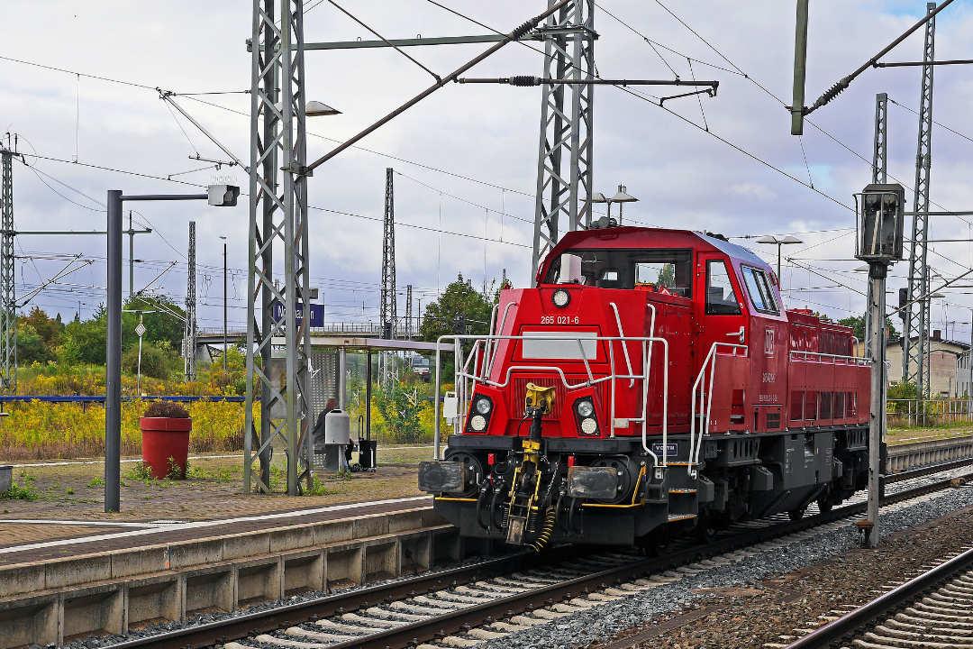 Diesellokomotive Baureihe 265
