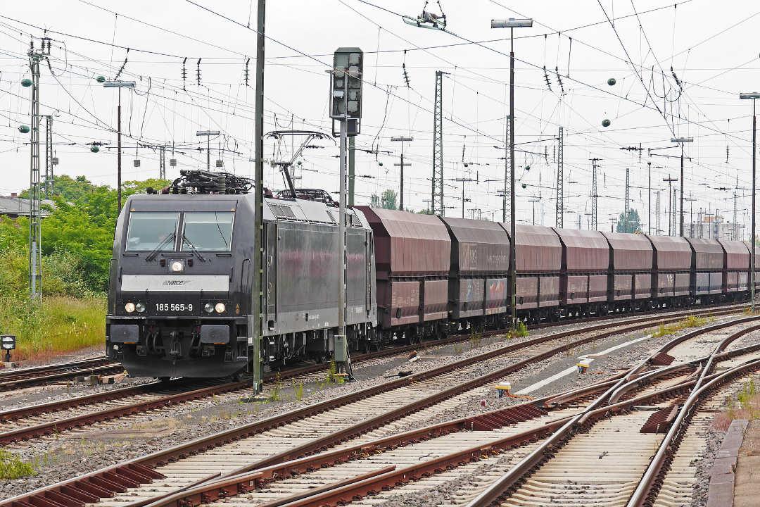 Logistik für Güterwaggons
